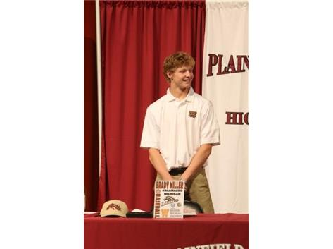 2017 National Signing day Nov.8th - Brady Miller