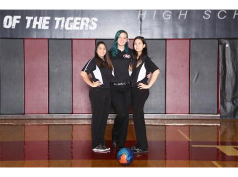 2017-18 Girls Bowling Seniors