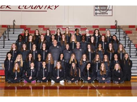 2018 Girls Track and Field