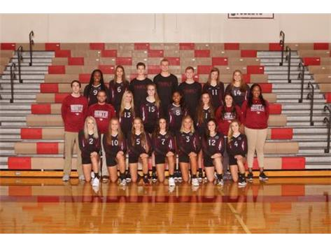 2018-19 Varsity Girls Volleyball