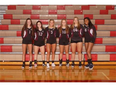2018-19 Girls Volleyball Seniors