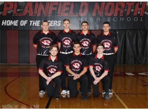 2018-19 Varsity Boys Bowling Seniors