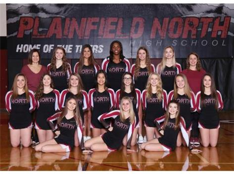 2019 JV Competitive Cheer