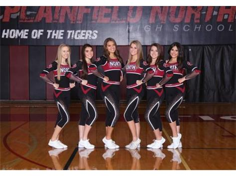 2019 competitive Cheer Seniors