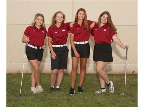 2019-20 Girls Golf Seniors