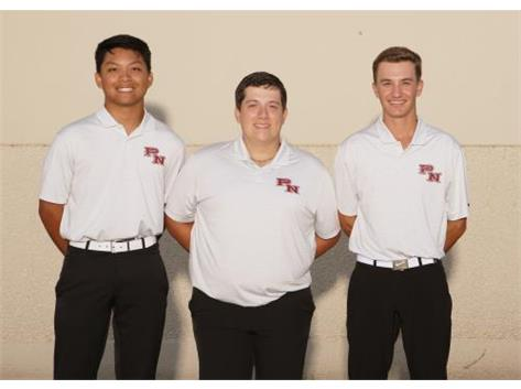2019-20 Varsity boys golf seniors