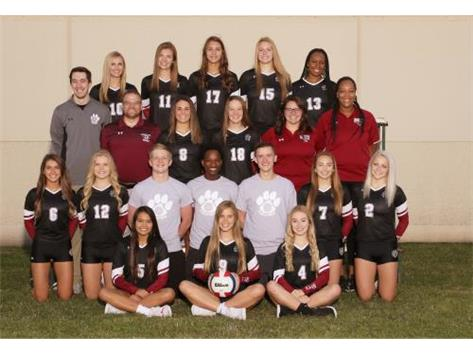2019-20 Varsity Girls Volleyball
