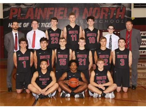 2019-20 Varsity Boys Basketball