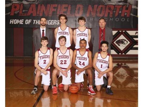 2019-20 JV Boys Basketball