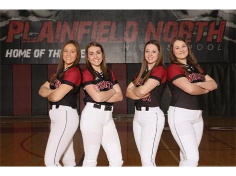 2020 Softball Seniors