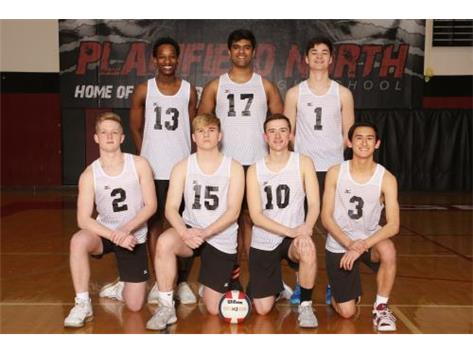 2020 Boys Volleyball Seniors
