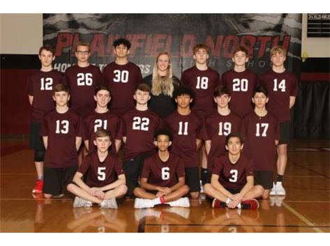2020 Freshman Boys Volleyball