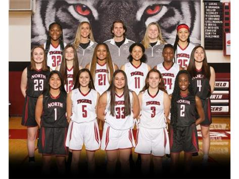 2020-21 Varsity Girls Basketball