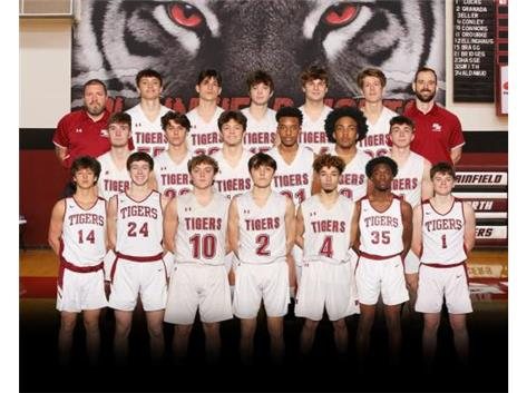 2020-21 Varsity Boys Basketball