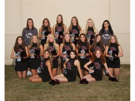 Fall 2021-2022 JV Competitive Dance