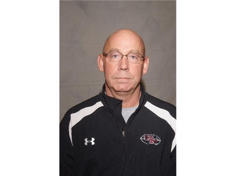 2013 Head Boys Track Coach Mr. Tony Holler