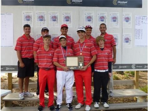 Congratulations to Boys Golf on their 1st place title at the 2014 SPC Invite