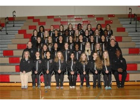 2013 PNHS Girls Track Team
