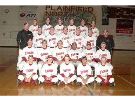 2014 Freshmen Baseball Team