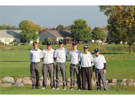 The Squad after a season best 336 at Regionals.