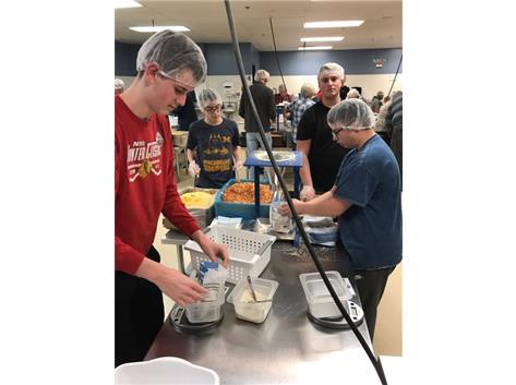 Feed My Starving Children 12-19-18