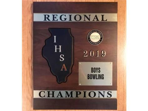 2019 IHSA Regional Champions! 1-12-2019