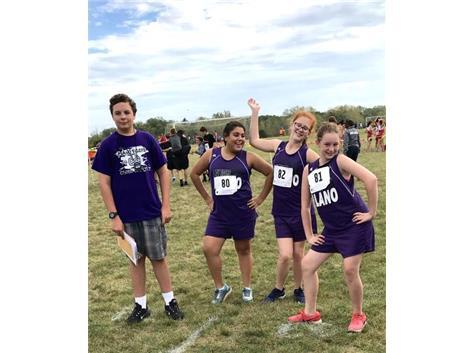 Plano Middle School | Cross Country 7/8 | Activities