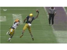 Provi Alumni Miles Boykin and his winning catch in the Citrus Bowl