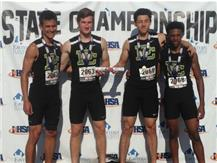 4x400 Relay Champs
