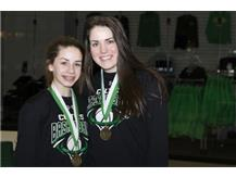 Congratulations to Kelly Knight and Erin Vallone