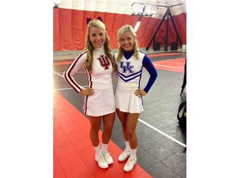 Courtney McEnery--Indiana University; PC Class of 2013;