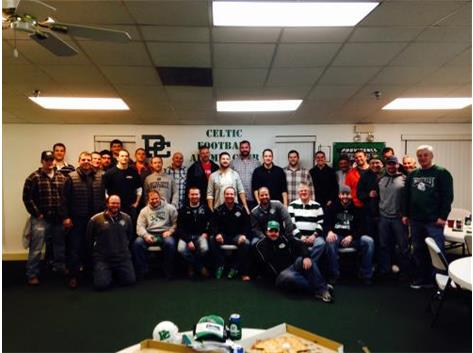 2015 Celtic Football Alumni Club