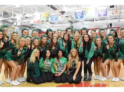 Thank you to the many PC graduates who continue to support the Celtic Cheer Program!  We always enjoy seeing you in the stands!  #CelticsAreForever