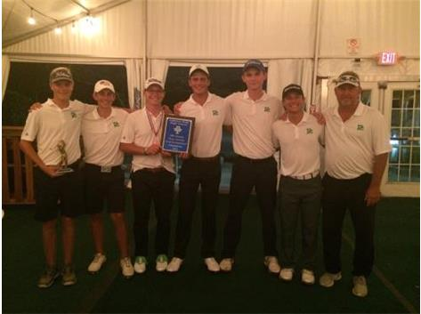 First Place at Addison Trail Invite