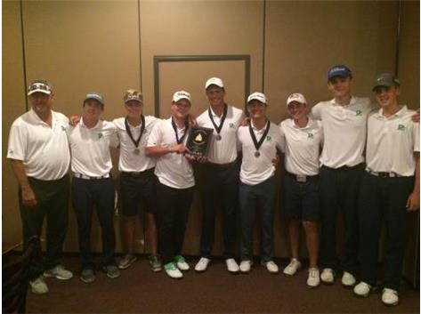 First Place at Lemont Invitational