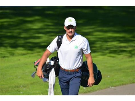 Co-Medalist Ricky Costello at the Sterling Invitational