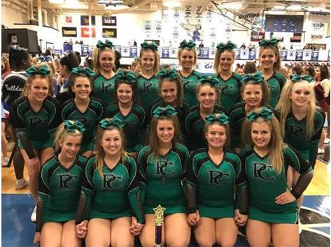 Providence Catholic Hs Girls Cheerleading Activities