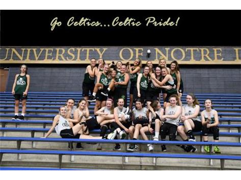 Notre Dame team camp--building the program one team at a time!