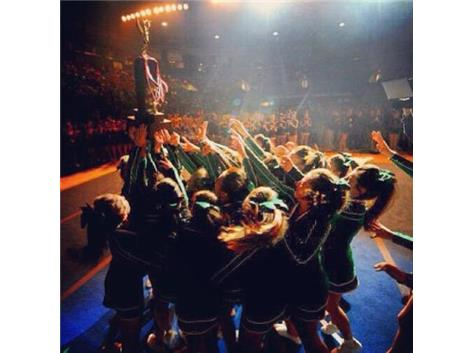 2012-13 The Celtics earned Providence Catholic's first-ever State Cheerleading Championship title on Feb. 2, 2013.