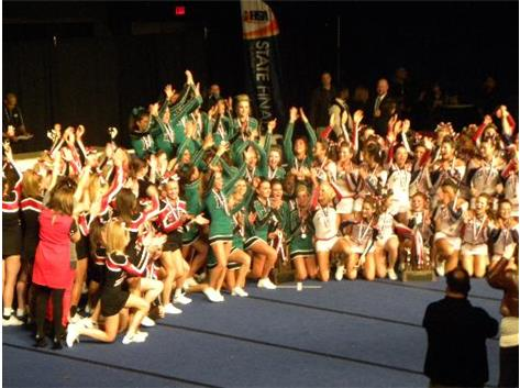 2012-13 Season; Providence Catholic-State Champs!; 2nd Place-Marist; 3rd Place-Conant