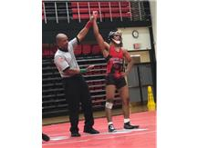 Jahlon gets the W