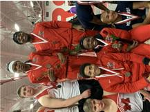 Boys 4X200 Meter Relay Captures Gold at Valentine's Day Relays