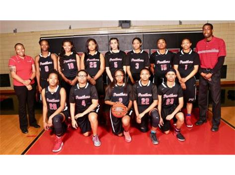 17-18 Basketball Girls Varsity