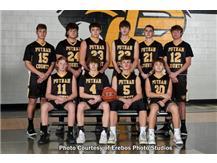 Soph Boys Basketball 20-21