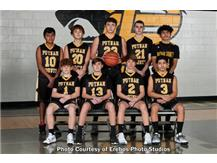 Fresh Boys Basketball 20-21