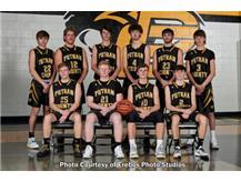 Varsity Boys Basketball 20-21