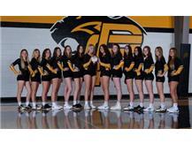 2021 Varsity Girls Volleyball