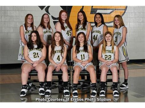 Soph Girls Basketball 20-21