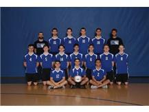 Varsity Boys Volleyball