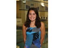 Athlete of the Week 10/9/17 Veronica Cariveau